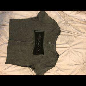 ALPHALETE Cropped T-Shirt